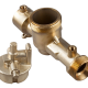 Brass parts for gas and lpg systems